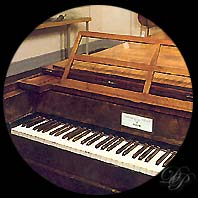 Beethoven's piano made by Conrad Graf
