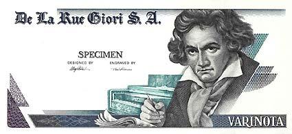 Un spécimen Beethoven