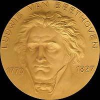 Pièce de Ludwig van Beethoven...