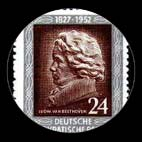 Beethoven - Timbre - Allemagne 1952