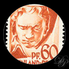 Beethoven - Timbre - Allemagne...