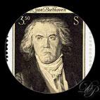 Beethoven - Timbre - Autriche...