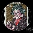 Beethoven - Timbre - Cameroun