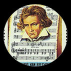 Beethoven - Timbre - Colombie - 1977