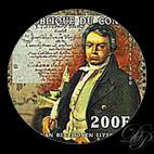 Beethoven - Timbre - Congo