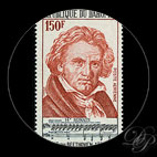 Beethoven - Timbre - Dahomey