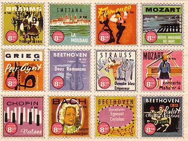 Beethoven : vignettes de France