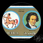 Beethoven - Timbre - Fujeira 1972