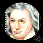 Beethoven - Timbre - Gambie
