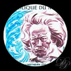 Beethoven - Timbre - Niger