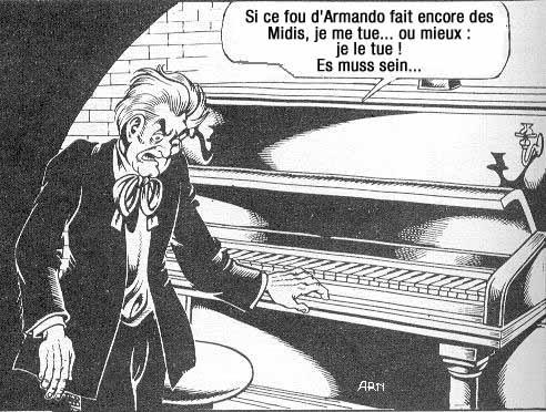 Armando et Beethoven...