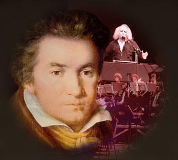 Ludwig van Beethoven et Léo Ferré