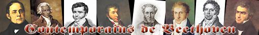 Les contemporains de Ludwig van Beethoven