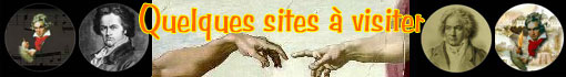 Ludwig van Beethoven : sites internet...
