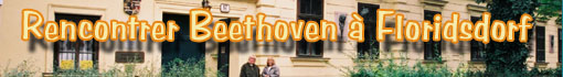 Rencontrer Ludwig van Beethoven à Floridsdorf...
