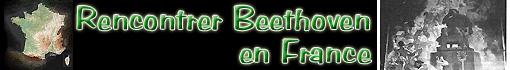Rencontrer Ludwig van Beethoven en France...