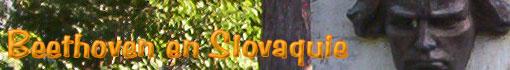 Beethoven en Slovaquie