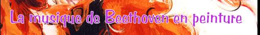 La musique de Beethoven...